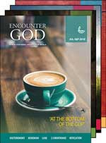 Encounter with God Subscription