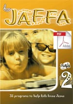 JAFFA 2 Jesus a Friend For All (PDF Edition)