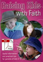 Raising Kids with Faith (PDF Edition)