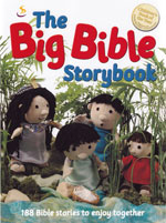 Big Bible Storybook The (Paperback)