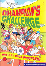 Champion's Challenge Holiday Club Program