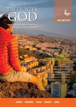 Encounter with God JS17 PRINT EDITION