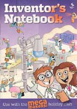 Mega Makers! Inventor's Notebook