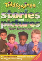 My little green book of stories and pictures NEW TESTAMENT