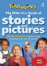 My little blue book of stories and pictures OLD TESTAMENT