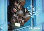 2018 Calendar - The Earth is the Lord's