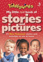 My little red book of stories and pictures NEW TESTAMENT