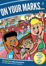 On Your Marks holiday programme