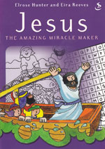 Puzzle Book: Jesus the Amazing Miracle Maker