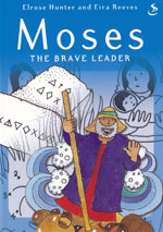 Puzzle Book: Moses the Brave Leader