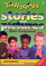 Tiddlywinks - Stories and Pictures NEW TESTAMENT